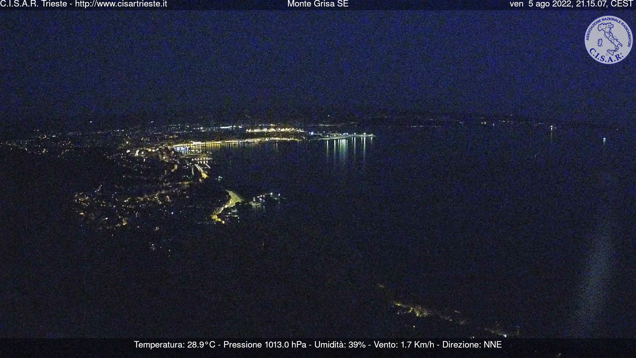 Webcam M. Grisa